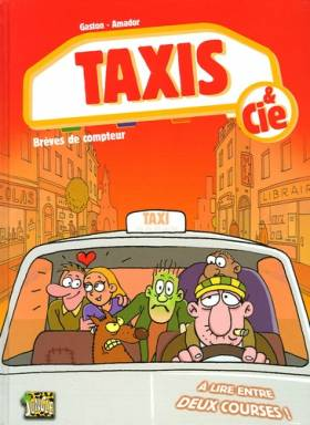 Taxis & Cie, Tome 1 :...