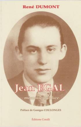 Jean Egal : Mémoire oubliée