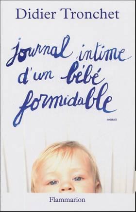 Journal intime d'un bébé...