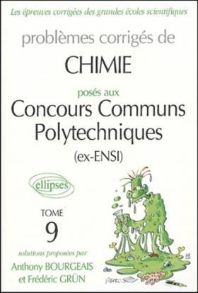 Chimie Concours communs...