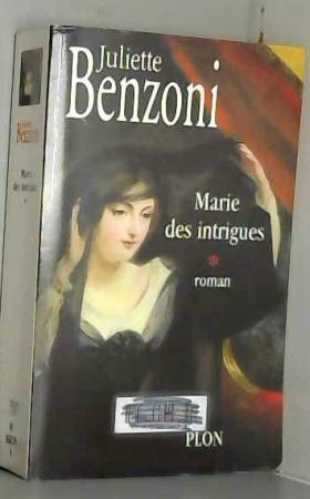 Marie des intrigues, volume 1