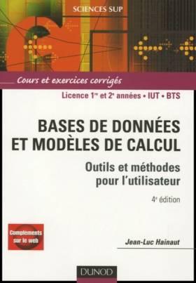 Bases de données et modèles...