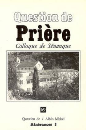 QUESTION DE N°69 : PRIERE