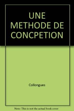 UNE METHODE DE CONCPETION