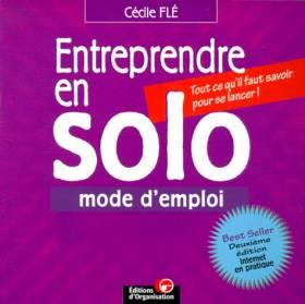 Entreprendre en solo, mode...