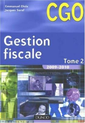 Gestion fiscale : Volume 2,...