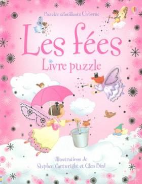 Les fées : Livre puzzle
