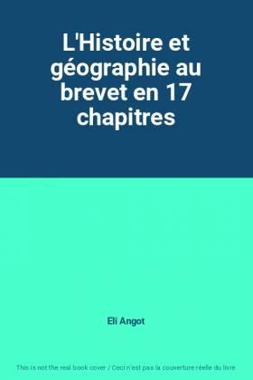 L'Histoire et géographie au...