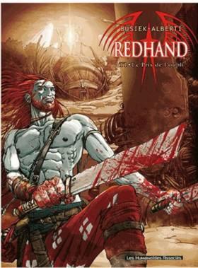 Red Hand, tome 1 : Le Prix...
