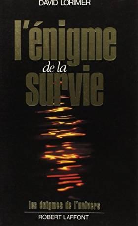ENIGME DE LA SURVIE