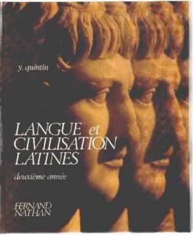 Langue et civilisation...
