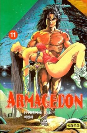 Armagedon, tome 11