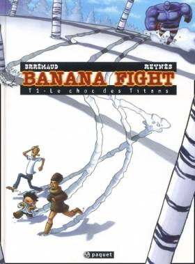 Banana Fight, Tome 1 : Le...