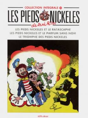 Les Pieds Nickelés Tome 30...