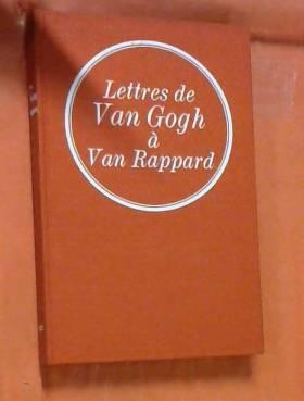 Lettres à Van Rappard