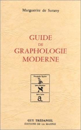 Guide de graphologie moderne