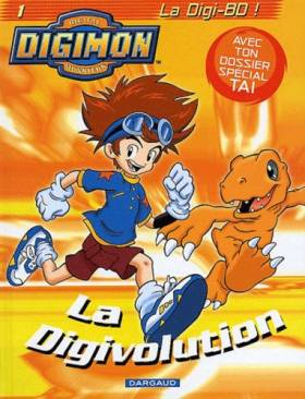 Digimon, tome 1 : La...