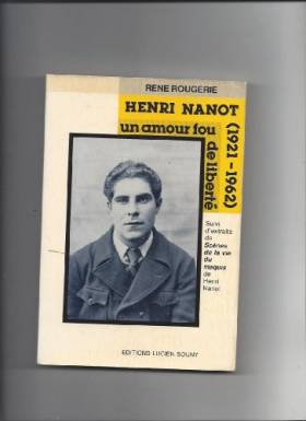 Henri Nanot (1921-1962) un...
