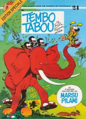 Spirou et Fantasio, tome 24...