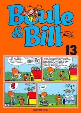 Boule et Bill, tome 13