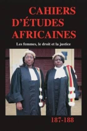 Cahiers d'Etudes...