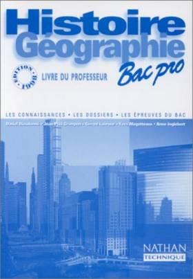 Histoire-géographie BAC...