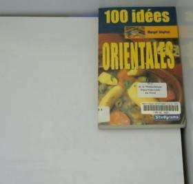 100 idées orientales
