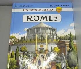 Les Voyages d'Alix : Rome,...