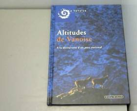 Altitude de Vanoise