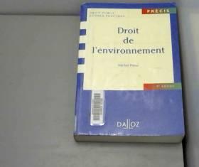 Droit de l'environnement,...