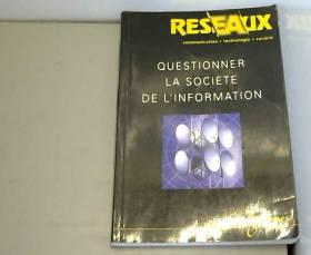 Réseaux n° 101/2000 :...