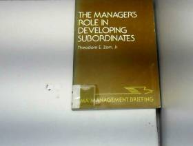 The Manager's Role in...