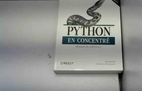 Python en concentré :...