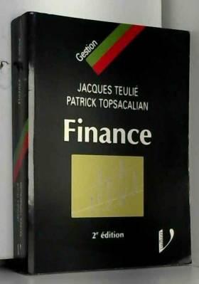 Finance. 2ème édition