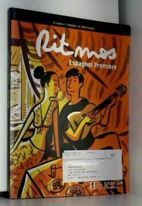 Espagnol 1e Ritmos (1CD audio)