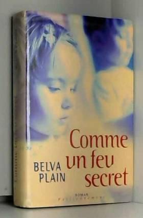 Satz Rebecca Plain Belva - Comme un feu secret
