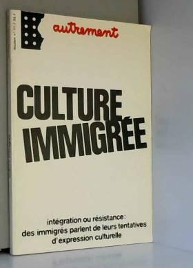 Culture immigrée -...