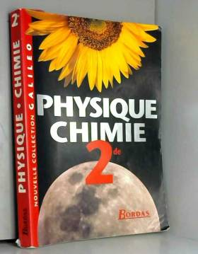 Physique-chimie, seconde....