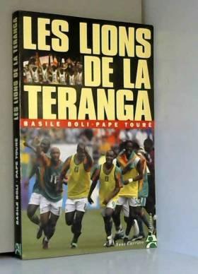 Basile Boli et Pape Touré - Les lions de la Teranga
