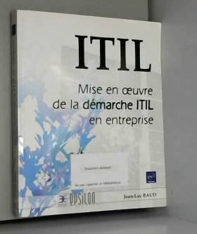 ITIL V3 - Mise en oeuvre de...