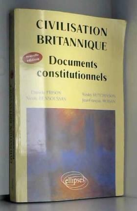 Civilisation britannique :...