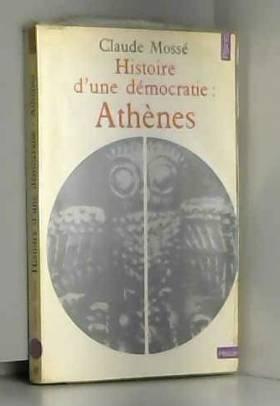 Histoire d'une democratie :...