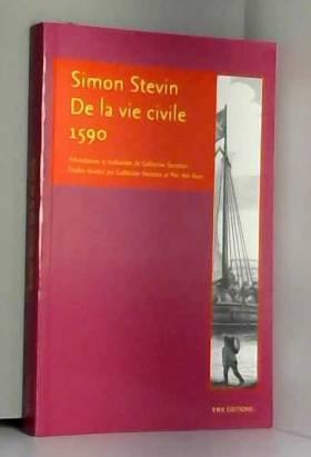 De la vie civile 1590