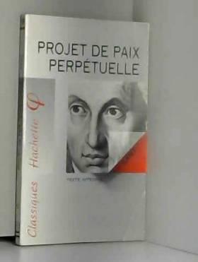 Classiques philosophiques :...