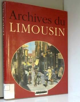 Archives du Limousin