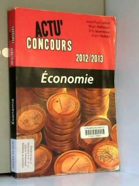 Economie 2012-2013