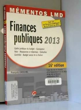 Mémentos LMD - Finances...