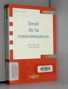 Droit de la consommation,...