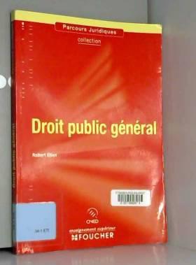 Robert Etien - Droit public général