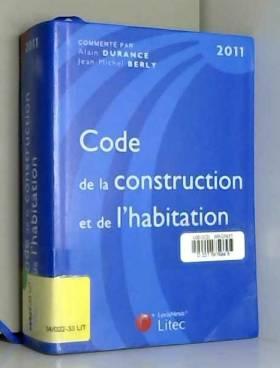 Code de la construction et...